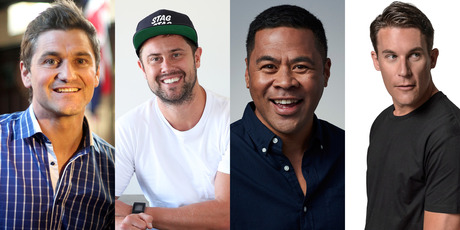 Matt Chisholm, Sam Wallace, Daniel Faitaua and Jeremy Wells have all been suggested as possible replacements for Mike Hosking.