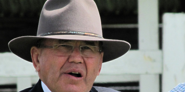 New Zealand Stud Stock Guru Bruce Orr. Photo / Doug Laing