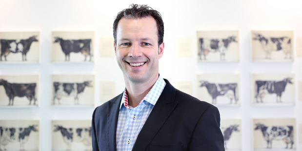 DairyNZ CEO Dr Tim Mackle. Photo / Supplied