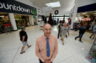 Papamoa Plaza centre manager David Hill is expecting a