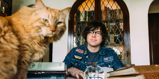 Ryan Adams is playing Auckland's Civic Theatre in May.