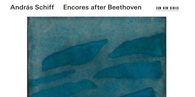Andras Schiff, Encores after Beethoven