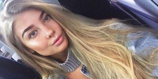 Jessica Hunt regularly posts glamorous selfies to social media. Photo / Instagram