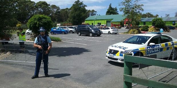 Loading Police received calls about the incident at Julian's Berry Farm shortly before 1.30pm. Photo / Whakatane Beacon