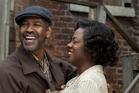 SCENE: Denzel Washington and Viola Davis in a scene from Fences. PHOTO/PARAMOUNT PICTURES VIA AP
