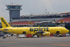 A Spirit Airlines spokesman said the passenger was removed from the flight due to her behavious, not her attire. Photo / Creative Commons image by Flickr user Bernal Saborio