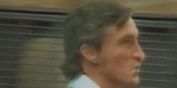 David died in a West Australian jail cell in 2005. Photo / 7 News
