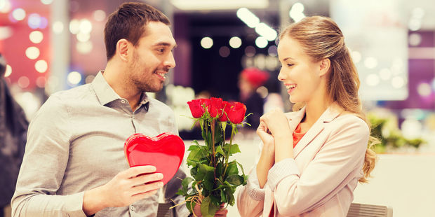 Kiwis reveal what they would like most this Valentine's Day. Photo / 123RF.com