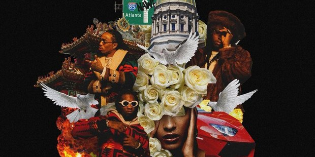 Migos soften, relax and dive deeper into their brand of sluggish hip-hop on their second album, Culture.