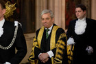 Britain's Speaker of the House of Commons John Bercow during a Queen's Speech. Photo / AP file