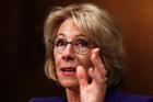 Education Secretary-designate Betsy DeVos. Photo / AP