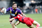 Kenny Bromwich will captain the Storm against the Warriors this weekend.