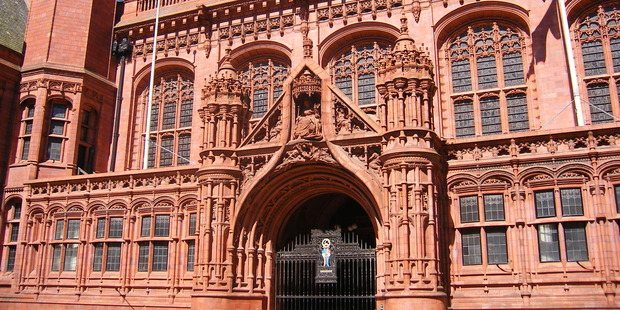 A Birmingham court heard the man suffered 30 separate wounds. Photo / Wikimedia