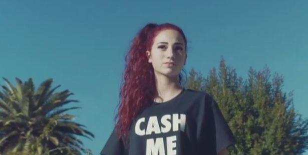 Loading Danielle Bregoli in new music video. Photo / Supplied via Youtube