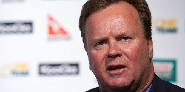 CEO of Australian Rugby Union Bill Pulver. Photo / Getty Images