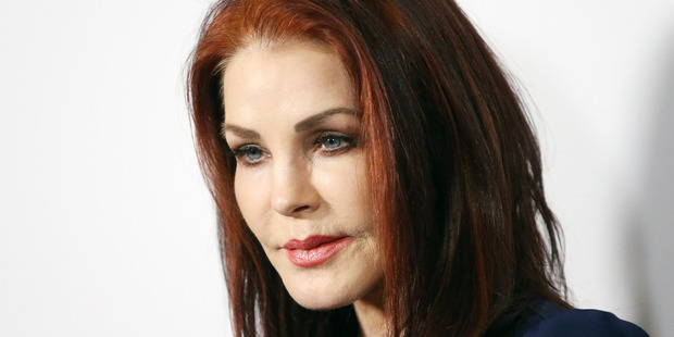 Priscilla Presley has been seeing her old friend Tom Jones after his wife died last year. Photo / Getty Images