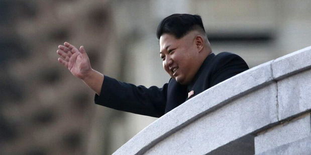 North Korea's leader Kim Jong-Un. Photo / Getty Images