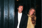 Imran Khan and his wife Jemima. Photo / Getty Images.