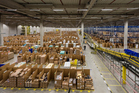 A chorus of former employees have been calling out the working conditions at Amazon's logistics centers. Photo / Getty