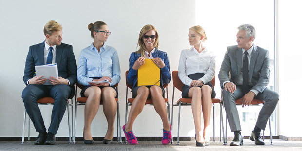 Recruiters say that attitude can outrank experience in job interviews.   Picture / Getty Images
