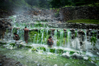 Ten years ago, bathing under these amazing hot springs in Timor-Leste was definitely not an option. Photo / Getty Images