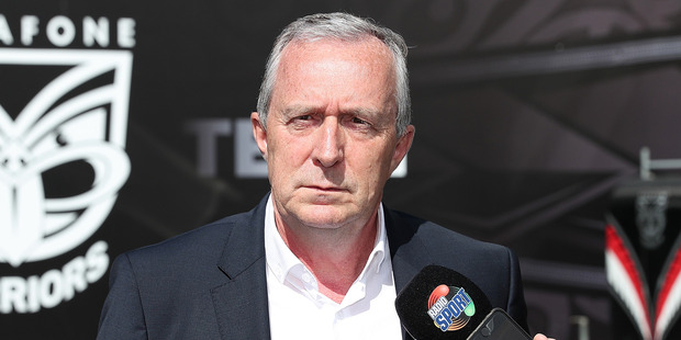 Warriors CEO Jim Doyle believes the NRL Nines needs to leave Auckland if its to remain sustainable. Photo / Getty Images.