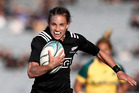Selica Winiata is one of many key players to have been selected in the 51-strong Black Ferns Rugby World Cup training squad by coach Glenn Moore. Photo / Getty Images.