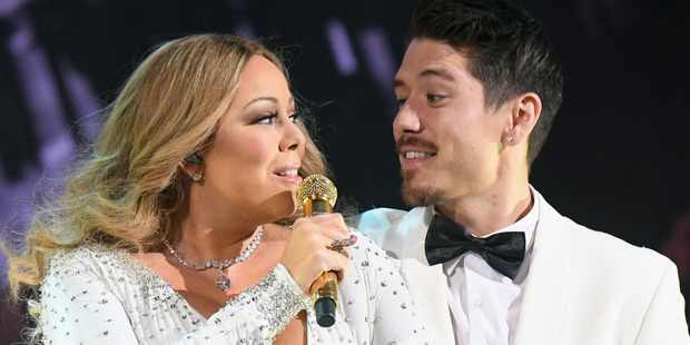 Loading Mariah Carey's ex calls fake on her 'relationship' with dancer Bryan Tanaka. Photo / Getty Images