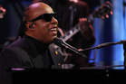 Musician Stevie Wonder who has been blind almost his whole life jokes he will 'reveal the truth' this year. Photo / Getty Images