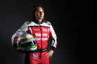 Simona de Silvestro poses during a portrait session during the 2017 Supercars media day. Photo / Getty Images