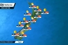 Laura McGoldrick chats to Met Service Meteorologist Georgina Griffiths about the weather ahead.