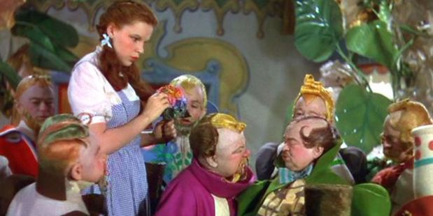 The Munchkin actors targeted Garland due to how short she was. Photo/MGM