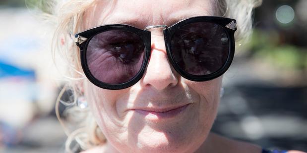 Cathy Burns. Photo / Michael Craig