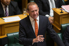 Labour Party leader Andrew Little is yet to pin down the Government on the housing crisis. Photo / Mark Mitchell