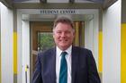 New Whanganui High School principal Martin McAllen. PHOTO/BEVAN CONLEY