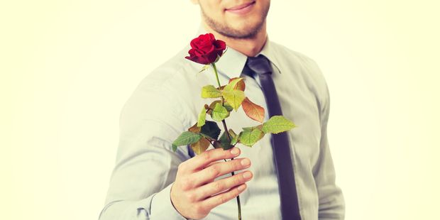 There's something to be said for little romantic gestures rather than asking someone for sex using an acronym. Photo / 123RF