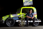 FOCUS: Youth ministock driver Dylan Towler will start the defence of his Ministocks in Paradise title tonight. PHOTO/BEN FRASER 090217bf9.JPG