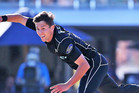 WORLD CLASS: Trent Boult took 6-33 to help the Black Caps beat Australia and win the ODI series. PHOTO: photosport
