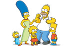 The animated stars of The Simpsons. Photo/Supplied