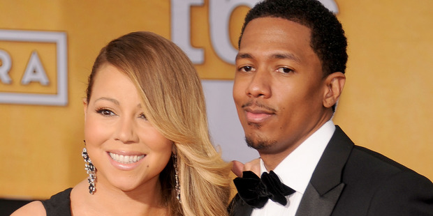 Mariah's ex husband Nick Cannon (pictured) says her reality show was - shock! - fake. Photo / Getty Images