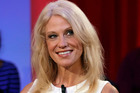 Kellyanne Conway, US President Donald Trump's counsellor. Photo / AP