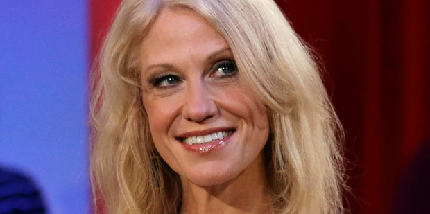 Loading Kellyanne Conway, US President Donald Trump's counsellor. Photo / AP