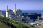 A massive explosion has hit the Flamanville nuclear power plant in Normandy, France. Photo / AP