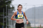 INSPIRATIONAL: Sally Gibbs won her second NZ Senior 10,000m title at the age of 53 in late January. PHOTO: FILE