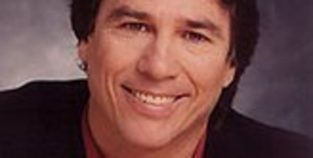 Richard Hatch was best known for his starring role as Captain Apollo. Photo / AP