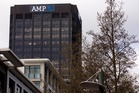 AMP's New Zealand financial services reported a higher underlying operating profit after tax although the parent reported a net loss.