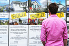 Home-owners are being warned to be prepare for mortgage rate rises. Photo/Doug Sherring.