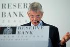 Reserve Bank Governor Graeme Wheeler. Photo / File