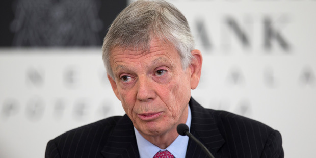 Reserve Bank Governor Graeme Wheeler will not seek a second term. Picture / Mark Mitchell