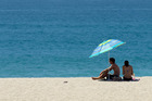 The temperature is forecast to hit 35C in Gisborne today.